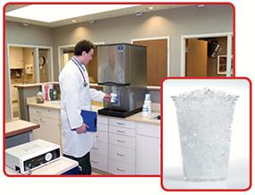 Upgrade Your Healthcare Breakroom With Manitowoc Ice!