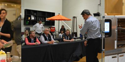 Industry Partners Benefit From The Redstone Group's Training and Education