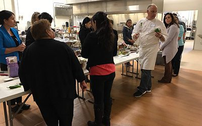 Cooking Matters for Child Care Professionals