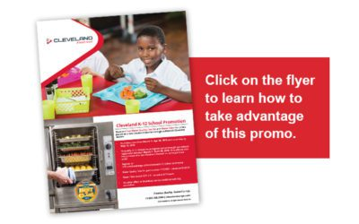 Grade A Promotion from the Industry leading experts in steam manufacturing!