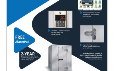 Kolpak's K-12 Promotion is just what you need!