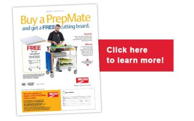 Prep Like a Pro with Metro's limited time offer!