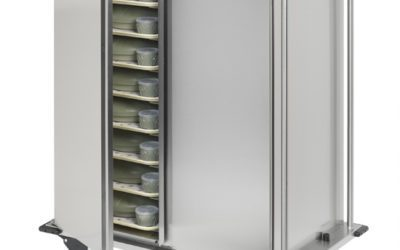 Dinex Totally Quiet Meal Delivery Carts
