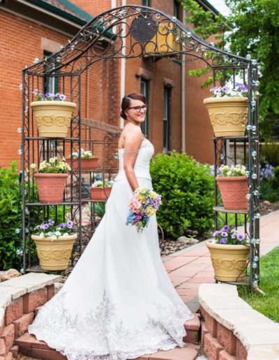 Littleton wedding photographer
