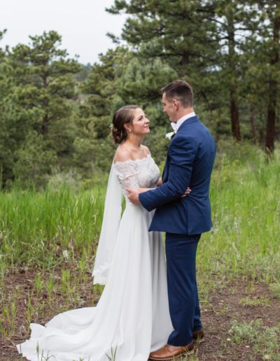 Littleton wedding photographer Colorado Chief Hosa Lodge summer